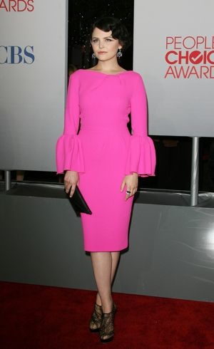 Ginnifer Goodwin 2012 Peoples Choice Awards Los Angeles Jan 2012