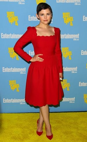 Ginnifer Goodwin Entertainment Weekly Comic-Con Celebration San Diego July 2012