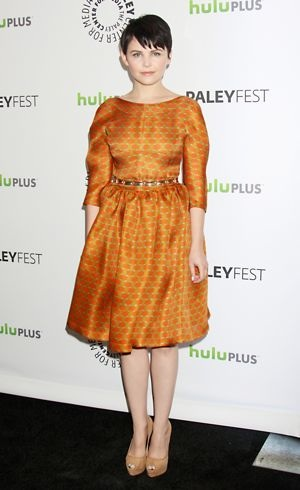 Ginnifer Goodwin PaleyFest 2012 Once Upon A Time Los Angeles March 2012