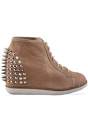 Jeffrey Campbell Edie spiked sneakers - forum buys