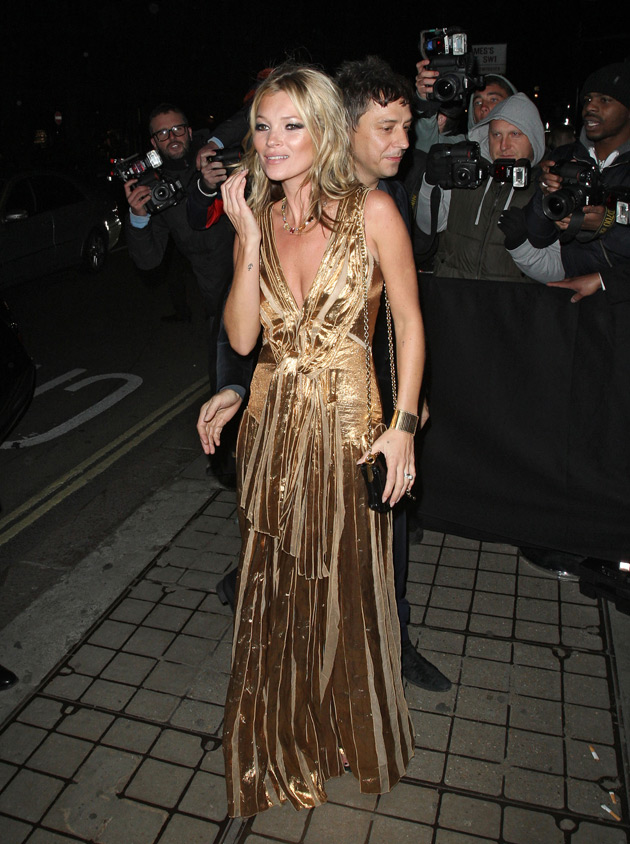 Kate Moss Makes Book Promotion Look So Glam Forum Buzz