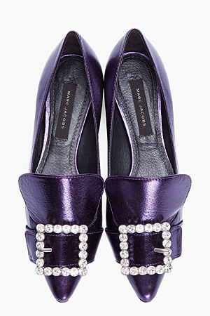 Marc Jacobs pilgrim loafers - forum buys