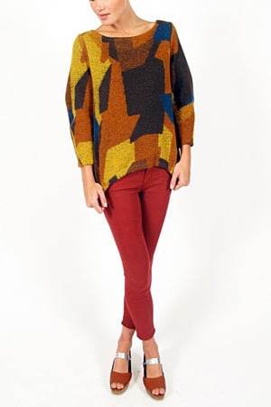 Thakoon patchwork sweater - forum buys