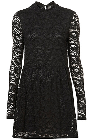 Topshop lace dress - forum buys