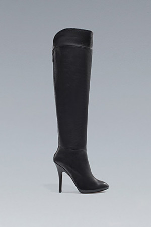 Zara stiletto boots - forum buys
