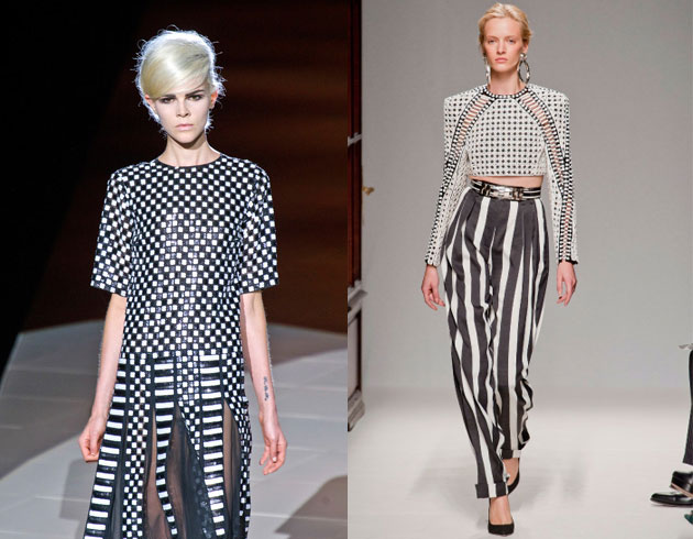 Beauty Fashion Tips Trends Product Reviews And News: Fashion Goes Back To The Future For Spring