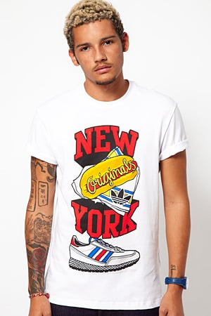 Adidas New Originals t-shirt - forum buys