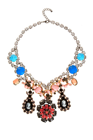 ASOS Collection statement necklace - forum buys