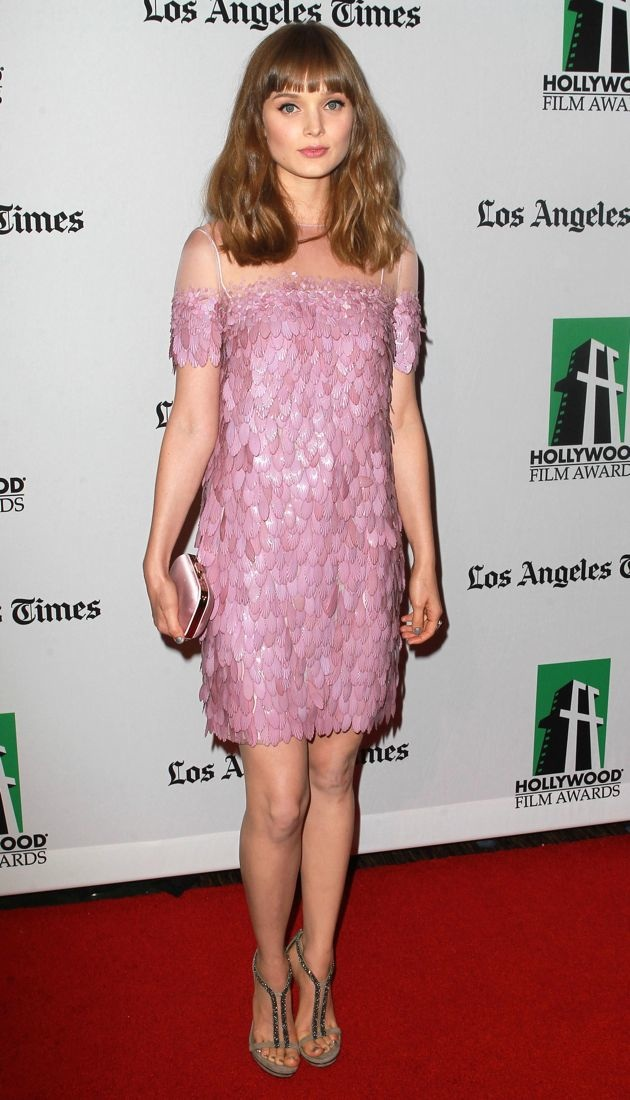 Bella Heathcote 16th Annual Hollywood Film Awards Gala Beverly Hills