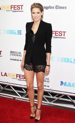 Cody Horn 2012 Los Angeles Film Festival premiere Magic Mike June 2012