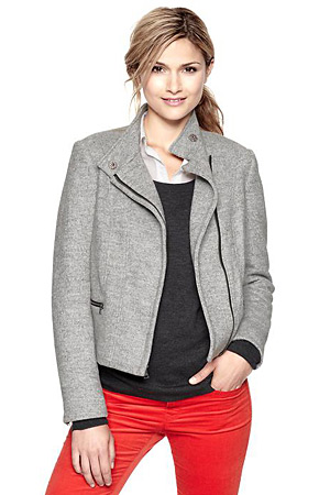 Gap grey jacket - forum buys