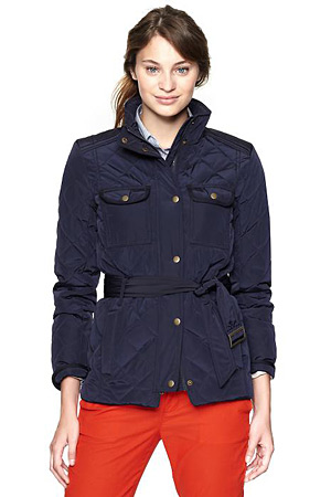 Gap navy jacket - forum buys