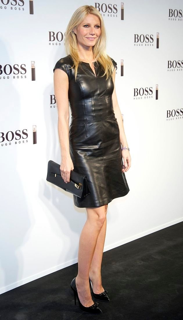 Gwyneth Paltrow presents Boss Nuit Pour Femme Fragance Madrid