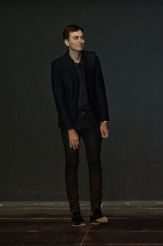 3a6475c9 ... Horyn's negative review of his PR table manners (the fashion critic  wasn't invited to his runway show) and first Saint Laurent collection, Hedi  Slimane ...