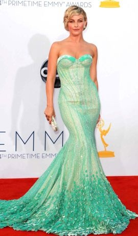 Julianne Hough 64th Annual Primetime Emmy Awards Los Angeles Sept 2012 ed