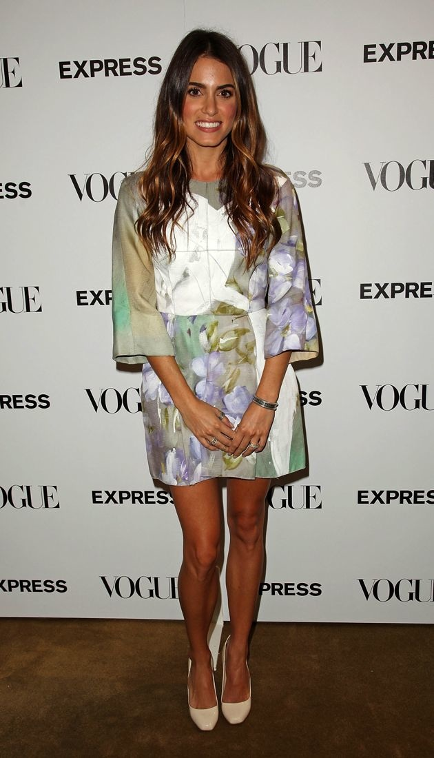 Nikki Reed Express And Vogue Celebrate The Scenemakers Hollywood