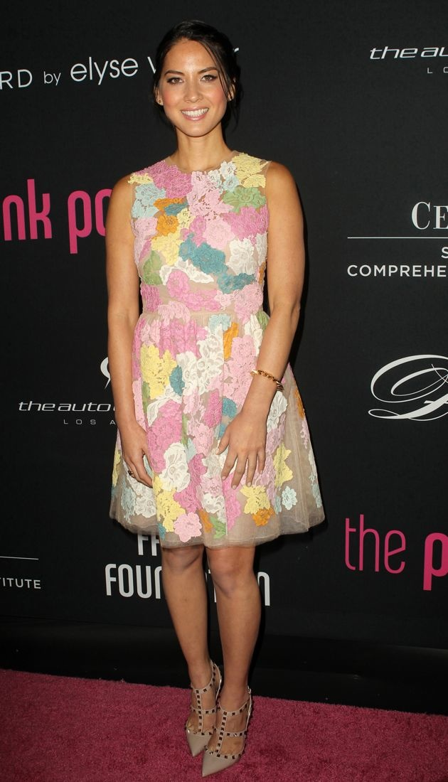 Olivia Munn 8th Annual Pink Party Los Angeles