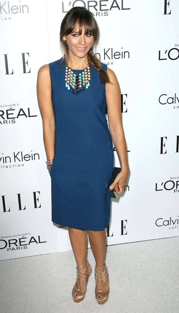 Rashida Jones ELLE 19th Annual Women In Hollywood Celebration Beverly Hills