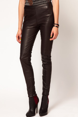 Selected Sabrina leather pants - forum buys