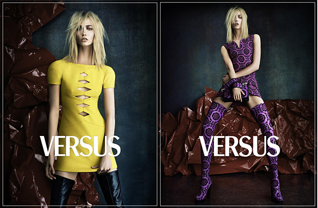 Versus Fall 2012 ad campaign