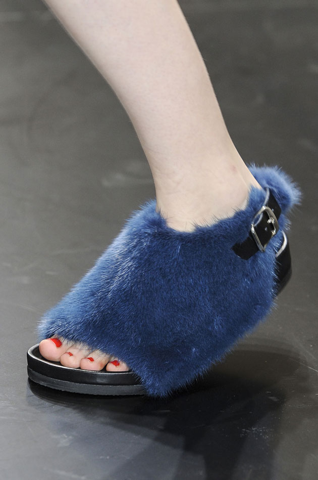 Celine shoes Spring 2013