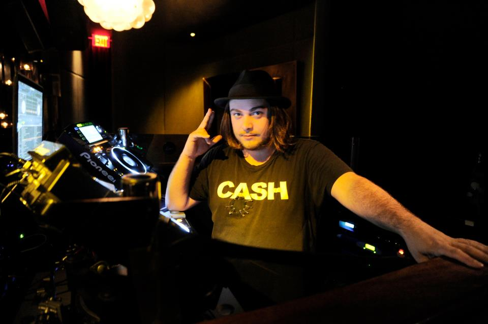 Style File A Chat With Big Time NYC DJ Cash TheFashionSpot