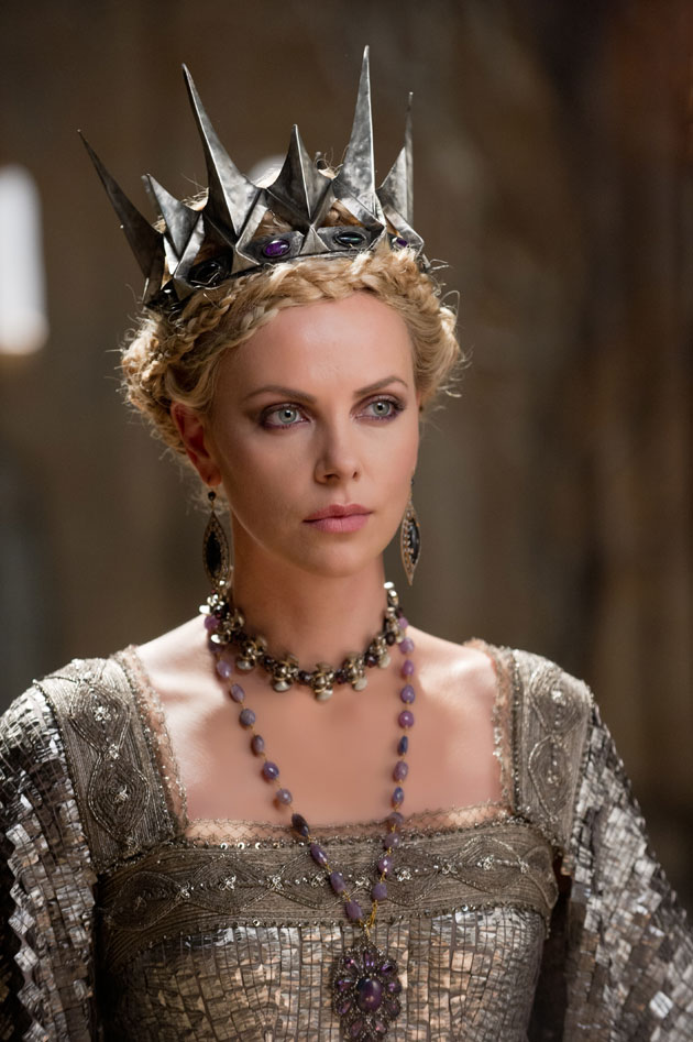 Queen Ravenna from Snow White and the Huntsman