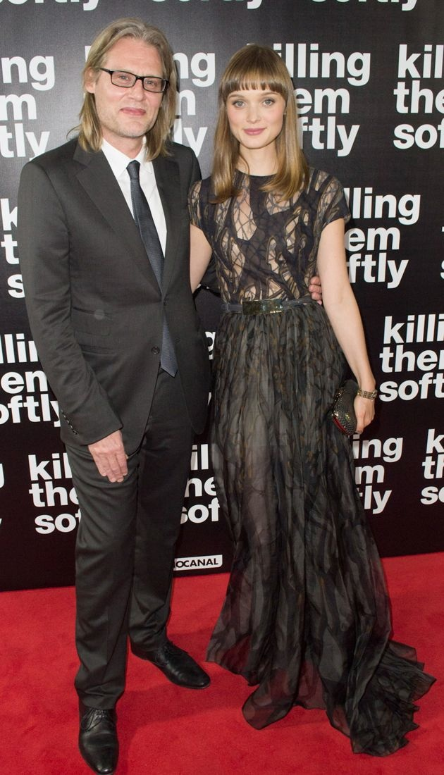 Bella Heathcote Killing Them Softly Australian premiere Sydney