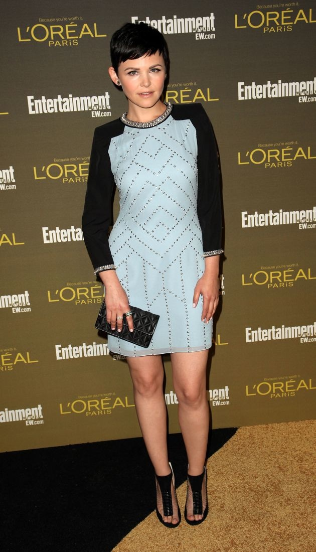 Ginnifer Goodwin 2012 Entertainment Weekly Pre-Emmy Party West Hollywood