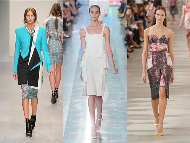 London Fashion Week Spring 2013 Hits - Jean-Pierre Braganza, Christopher Kane, Preen