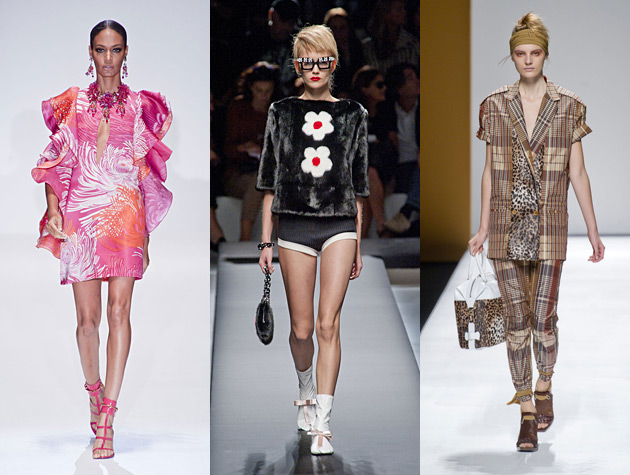 Milan Fashion Week Misses - Gucci, Prada, Max Mara