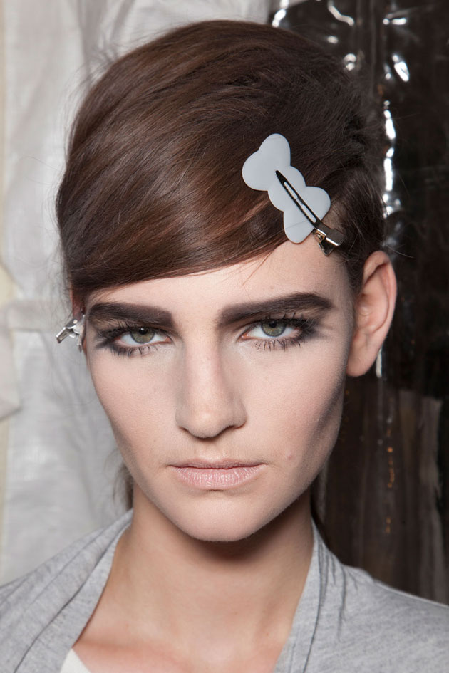 Marc Jacobs Spring 2013 beauty look