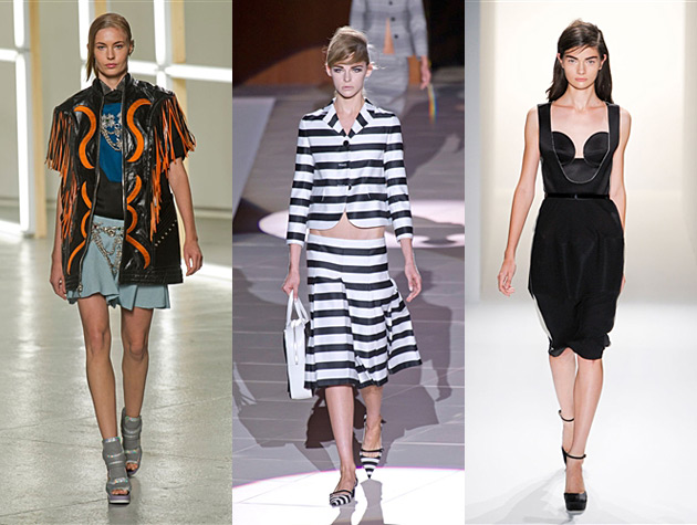 NYFW Misses - Rodarte, Marc Jacobs, Calvin Klein Collection