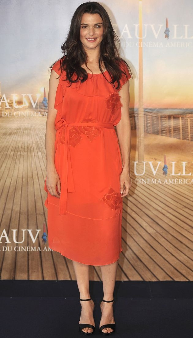 Rachel Weisz 38th Deauville American Film Festival The Bourne Legacy Photocall Deauville France