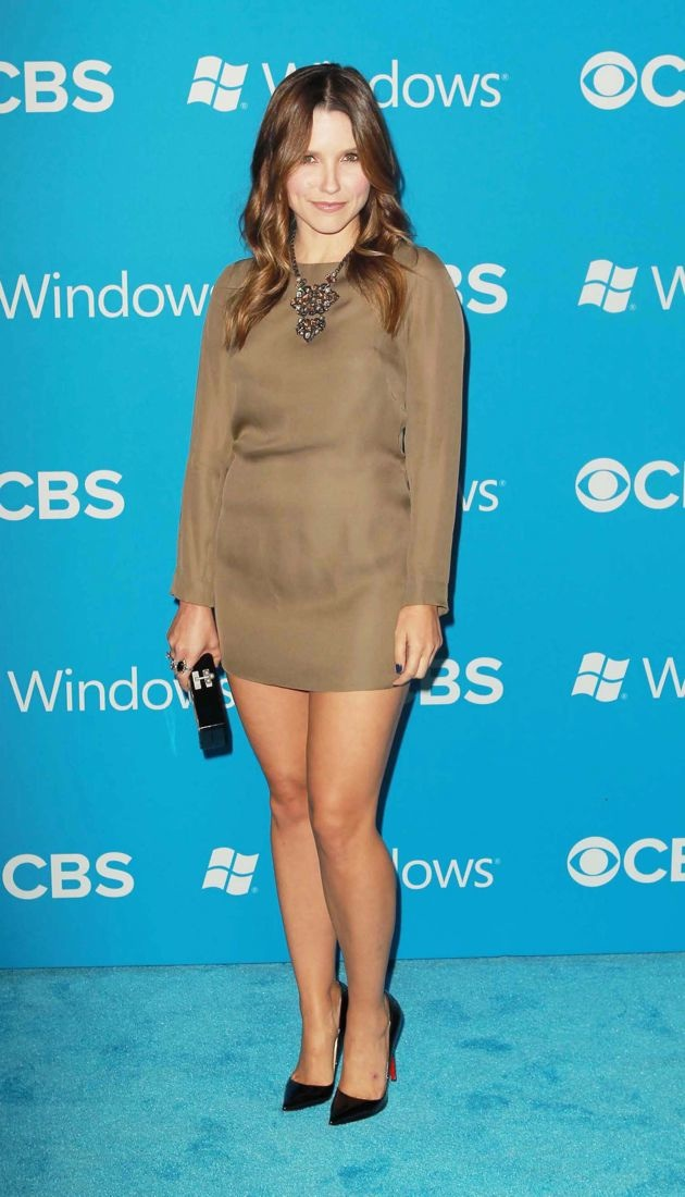 Sophia Bush CBS 2012 Fall Premiere Party West Hollywood