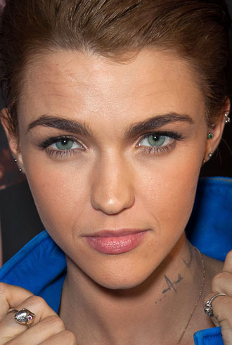 Ruby Rose Signs Major Modelling Deals With Next And Storm