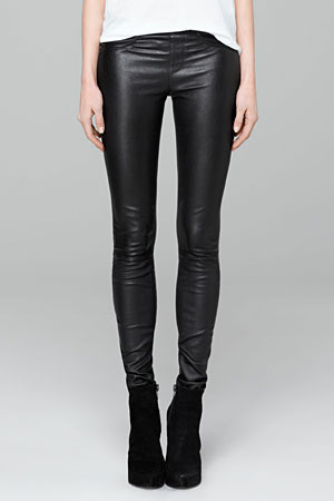 Helmut Lang leather leggings - forum buys