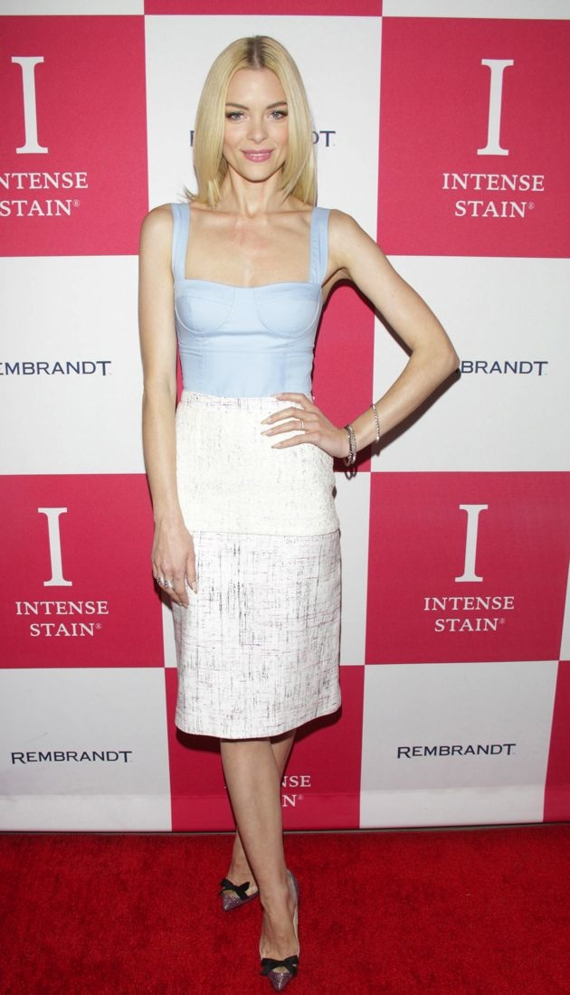 Jaime King Rembrandt Hollywood party prep event Los Angeles