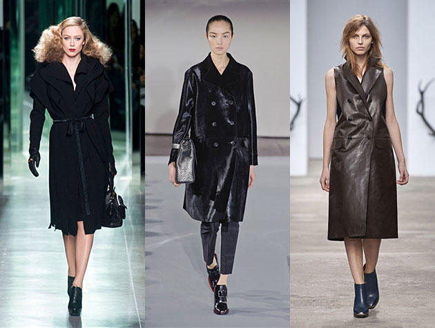 Milan Fashion Week Fall 2013 Hits - Bottega Veneta, Jil Sander, Trussardi