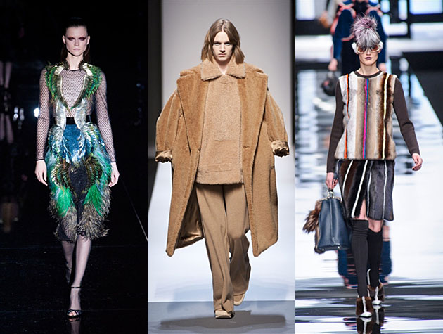 Milan Fashion Week Misses: Gucci, Max Mara, Fendi