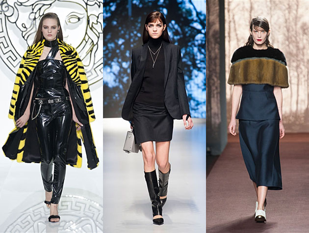 Milan Fashion Week Fall 2013 Misses - Versace, Salvatore Ferragamo, Marni