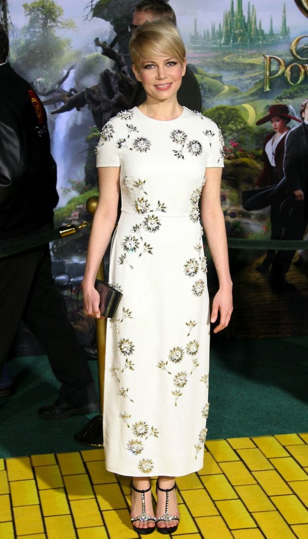 Michelle Williams OZ The Great And Powerful Los Angeles Premiere 2