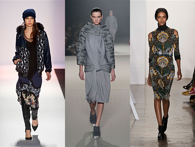 New York Fashion Week Fall 2013 Hits and Misses: Part 1 ...