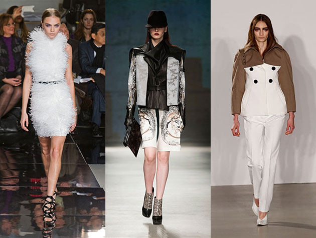 NYFW Fall 2013 Misses - Jason Wu, Kenneth Cole Collection, Altuzarra