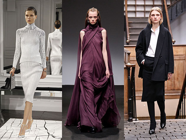 Paris Fashion Week Hits: Balenciaga, Nicolas Andreas Taralis, Christophe Lemaire