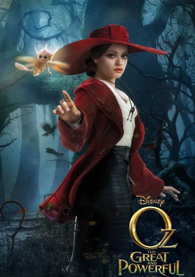 Oz the Great and Powerful - Mila Kinus