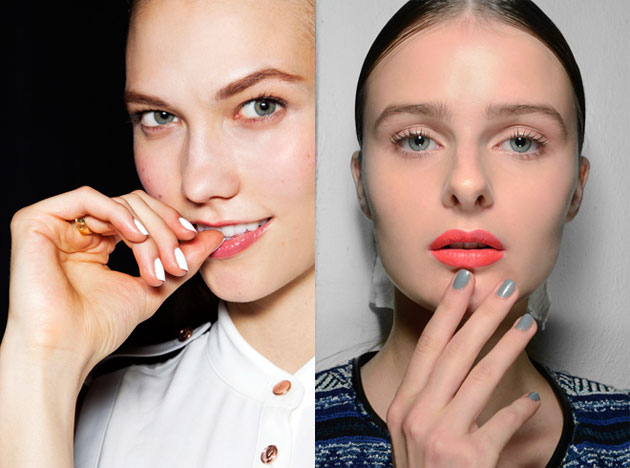 nails at Angelo Marani and Rag & Bone Spring 2013, IMAXtree