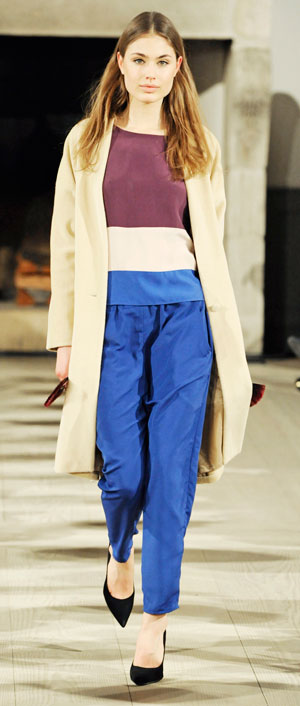 Veronica B Vallenes Fall 2013