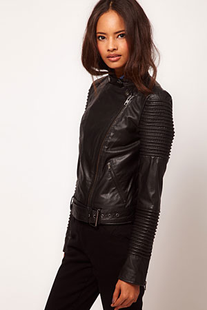ASOS leather jacket - forum buys