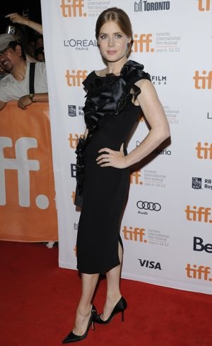 Amy Adams 2012 Toronto International Film Festival The Master Premiere Sept 2012